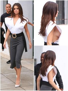 Selena Gomez's sideboob