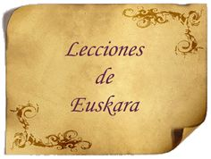 Curso gratuito para aprender euskara online Basque Country, My Passion, Tattoo Quotes, Learning, Tips, Languages, Technology, Socialism, Different Languages