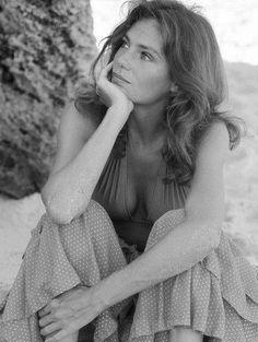 Jacqueline Bisset...  Photo by Eva Sereny.