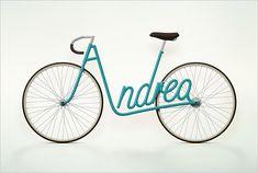 Tipografía Andrea