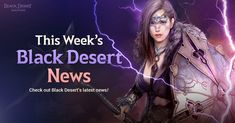 Discover Revamped Hunting Ground and Get Permanent Access in Black Desert SEA Special Events, Deserts, Sea, Summer, Gaming, Black, Desserts, Video Games, Black People