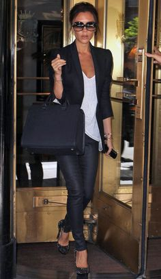 Need your closet for a quick second Victoria Beckham