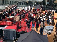 Prove d'orchestra #expo365 #expo2015