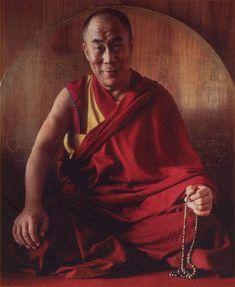 Have lunch with the Dalai Lama Gautama Buddha, Buddha Buddhism, Buddhist Monk, Tibetan Buddhism, 14th Dalai Lama, Samurai, Om Mani Padme Hum, Religious Books, Spiritism