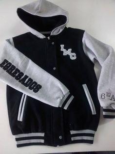 Fabrica de uniformes escolares CAMPERAS Y BUZOS PARA EGRESADOS