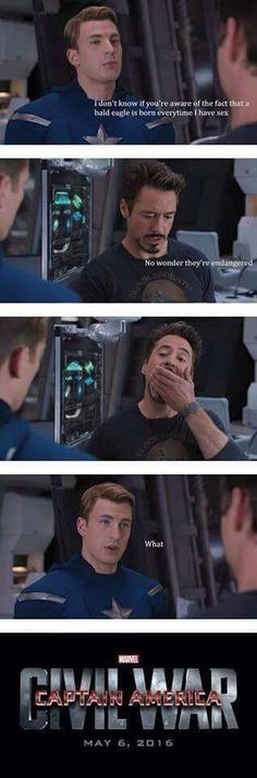 This is why Tony stark is the best avenger