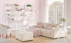 Tok&Stok Regional Romantique Crie espaços ergonomicamente corretos para manter o conforto e bem estar visual do ambiente.