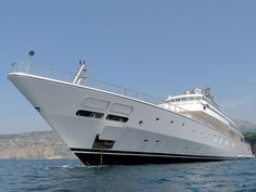 rising sun yacht | Joseph Meo :: #boating #yachts #sailing #sailboat #luxury #fishing