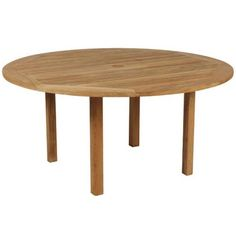Check out the Windsor Circular Dining Table in Outdoor Dining Tables from Didriks for Round Outdoor Table, Round Wooden Dining Table, Circular Dining Table, Teak Table, Outdoor Dining, Outdoor Sofa, Dining Area, Round Tables, Plant Table