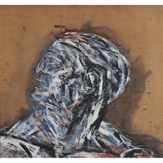 Leon Golub, Head