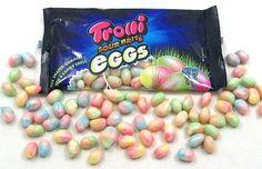 Trolli Eggs - Oh how I love these!!