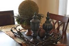 dining room tablescapes for everyday - - Yahoo Image Search Results