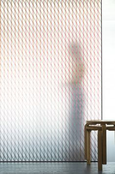 bouroullec brothers create range of architectural stained glass designs Minimalist Interior, Modern Minimalist, Mirror Cleaner, Cabinet Medical, Skyline Design, Broken Window, Laminated Glass, Glass Repair, Auto Glass