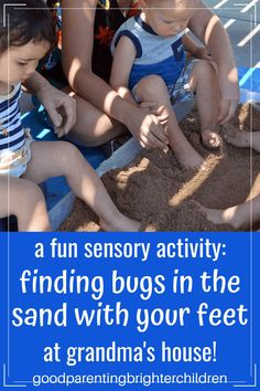 Do your grandkids love bugs and insects? Here are 8 activities to do with grandkids at grandma's house: hunting for bugs, making yarn bugs, sensory sandpile bugs, string-art bugs, making edible bugs in the kitchen and more. #bugs #insects #grandma #grandparents #grandchildren #activitiesfor #dayactivities #daycrafts #howtobethebest #mykidshavethebest Bug Activities, Outdoor Activities For Kids, Games For Kids, Grandchildren, Grandkids, Bug Crafts, Crafts With Pictures, Outdoor Crafts, Bugs And Insects