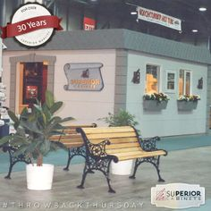 #throwbackthursday #tbt with our home shows coming up we take a look back at a unique home show idea we did. #kitchen #kitchenideas #kitchendesign #yyc #yeg #ymm #yxe #yqr #regina #saskatoon #edmonton #calgary