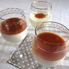 Après vous avoir proposé la recette de la crème de caramel au beurre salé  (le salidou breton) il y a quelques jours, voici la première util...
