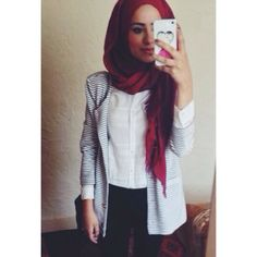 HijabHills- love the hijab colour