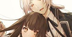 Kuga Miyoko y Nijou Sakuya