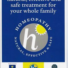 Homeopathy is family medicine Homeopathy, New Zealand, Medicine, Logo, Poster, Instagram, Sepia Homeopathy, Logos, Logo Type