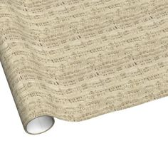 Old Music Notes - Chopin Music Sheet Wrapping Paper