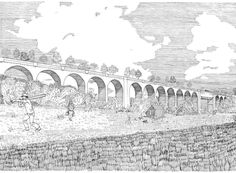 Ryan Hinson - A Roamers Retreat Reactivating Conisbrough Viaduct