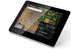 """Android 4.0 Tablet PC """"Azure"""" - 8 Inch Capacitive Touch Screen, 8GB Built-in Memory  http://www.chinavasion.com/vf2c/"""