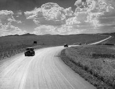 Route 30 Nebraska, USA, 1948