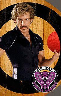 White Goodman (from Dodgeball: A True Underdog Story, Portrayed by Ben Stiller Ben Stiller Movies, The Villain, Latest Pics, I Laughed, Movie Tv, Latest Trends, Halloween Ideas, Halloween Costumes, Film