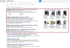 Google oder AdWords? Was bringt mehr fürs Ranking? Ein Vergleich:   #seonerd