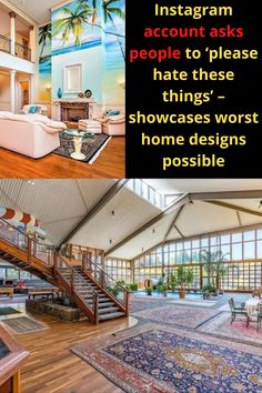 Some design ideas simply need to stay in one's head. You might have visited a relative's or a friend's home and come across some pretty awful design ideas. But unless they look anything like the places on this list, consider yourself lucky.