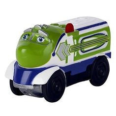It is not that usual that you see a motorized enginechuggington koko train toy. Fortunately, this one right here is a battery powered stack track train toy brought to you by TOMY. Your kids can now add some movement to their existing stacktrack using this wonderful toy.
