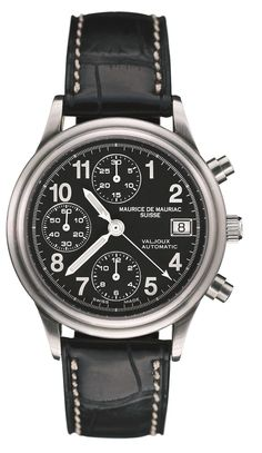 New Chronograph Modern from a collection at Maurice de Mauriac
