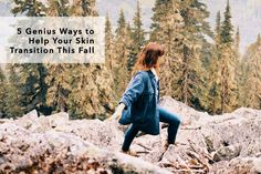 5 Genius Ways to Help Your Skin Transition This Fall Love Your Skin, Animal Testing, Beauty Routines, Natural Skin Care, Skincare, Hair Beauty, Fall, Health, Autumn