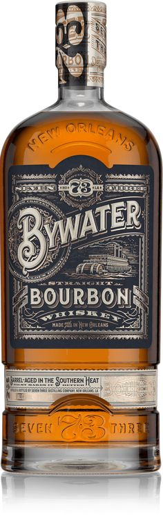 Bywater Bourbon | Seven Three Distilling Co.