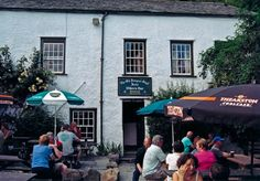 The Old Dungeon Ghyll. Scene of one of the most pleasant physical sensations.a pint after a long walk. I did say one of the most pleasant. Old Things, Street View, Scene, Places, Stage, Lugares