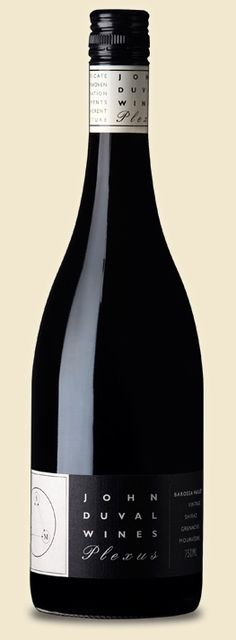 2007 PLEXUS RED - John Duval, Barossa Valley  wine / vino mxm