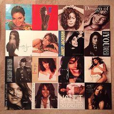 Happy Birthday Janet!  by vinyl_visions