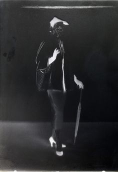 Museum Meditations 10 (Model), 2012 Digital C-print, diasec, wooden frame 60 x 42 cm