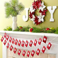 Christmas Garland De