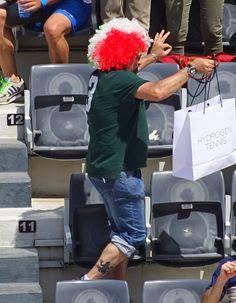tipical italian tennis fan...