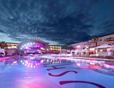 Ushuaia Hotel. Ibiza. - my favourite hotel on my favourite Island!