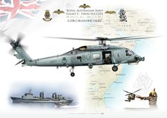 ROYAL AUSTRALIAN NAVY FLIGHT 5, HMAS SUCCESS