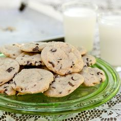 Dashboard Chocolate Chip Cookies (gf) :: sounds fun for camping. ha!