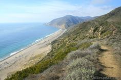Scenic and Overlook Trails Loop | Point Mugu State Park | Hikespeak