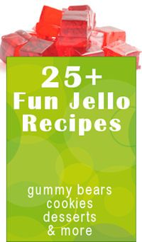 For something so inexpensive and simple to make, Jello sure can be a crowd pleaser (for both kids and adults). It's so versatile you can mak...