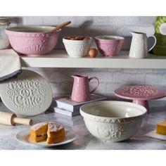 Cute British kitchen ware