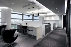 Cool offices: Richstates Investment in Shenzhen, China