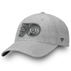 351d18b0266cf0 Men's Philadelphia Flyers Fanatics Branded Gray Team Haze Adjustable  Snapback Hat, Sale: $16.49 - You Save: $5.50