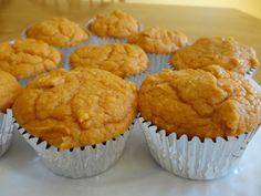 Weight Watchers Pumpkin Muffins #food