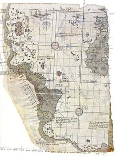 pirireis_2maps.jpg (263947 bytes)The most puzzling however is not so much how Piri Reis managed to draw such an accurate map of the Antarctic region 300 years before it was discovered, but that the map shows the coastline under the ice.